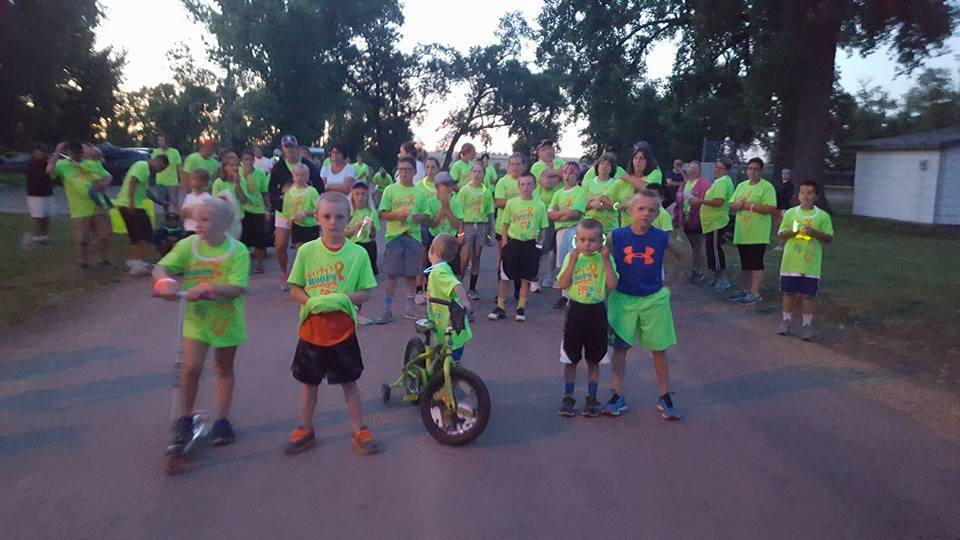 Liberty's Troops Fundraiser Glow Run